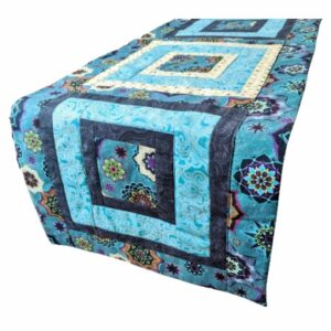 Supreme Accents Glory Dark Table Runner 44 inches Long