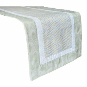 Supreme Accents Modern Wave Table Runner 71 inch H