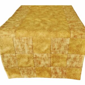 Supreme Accents Mustard Table Runner 51 inch