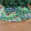 Supreme Accents Woodland Quilted Tree Skirt