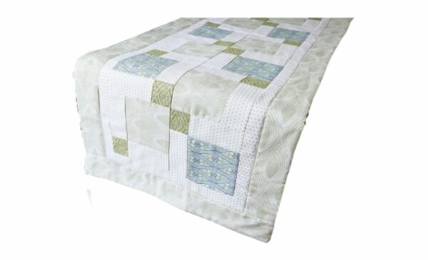 Supreme Accents Daphne Light Table Runner 42 inches Long